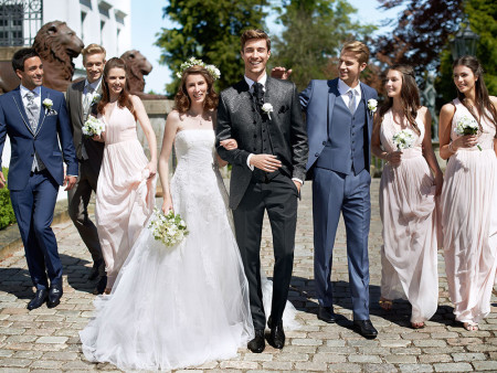 "Wilvorst esküvői öltöny ""12"""