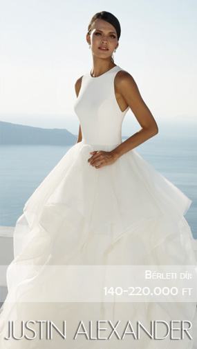e71b9acb5a BONJOUR – STÍLUS ÉS ELEGANCIA. A Bonjour Szalon menyasszonyi ruha ...