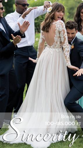 BONJOUR – STÍLUS ÉS ELEGANCIA. A Bonjour Szalon menyasszonyi ... 3c2d5b5202