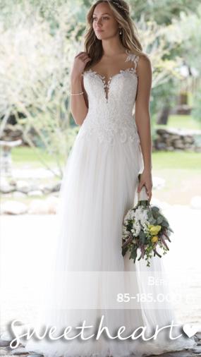 94cb354b75 BONJOUR – STÍLUS ÉS ELEGANCIA. A Bonjour Szalon menyasszonyi ruha ...