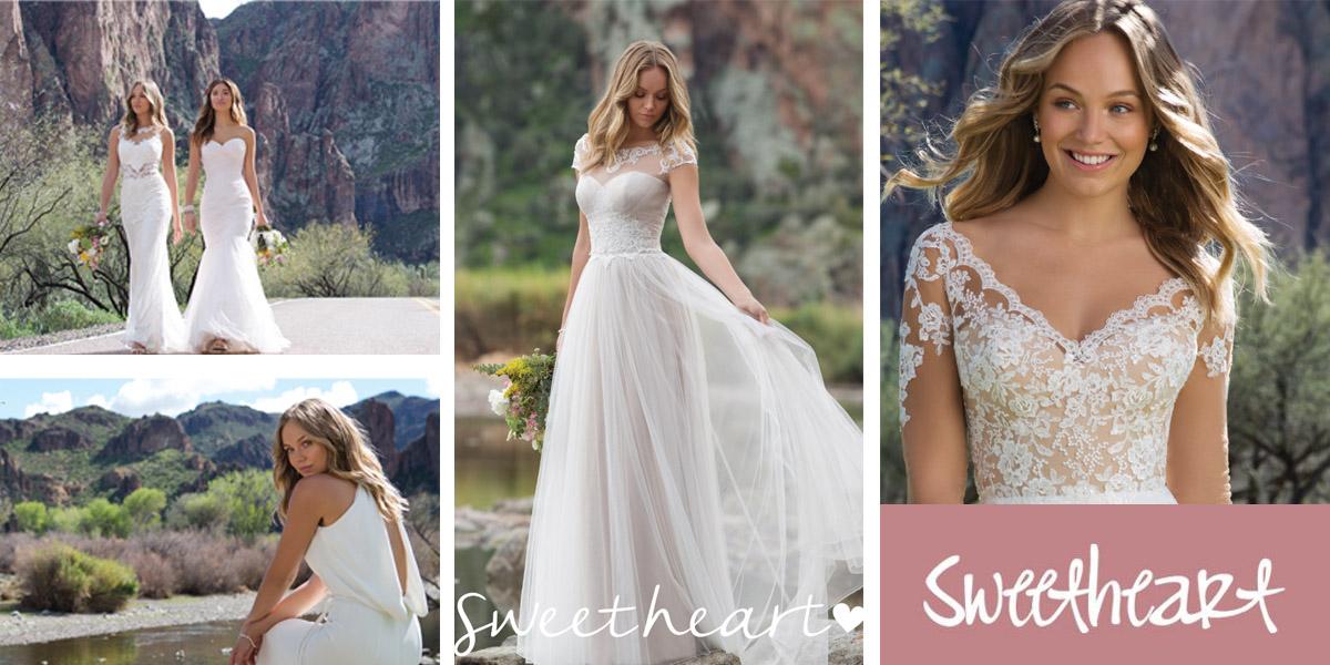 Sweetheart Menyasszonyi Ruha Kollekció  cdc603506f